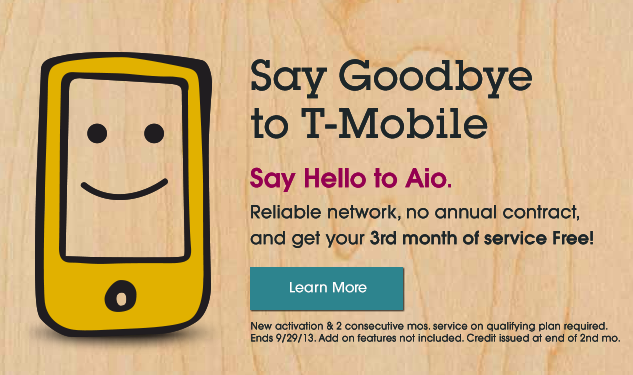 AT&T AIO Goodbye T-Mobile