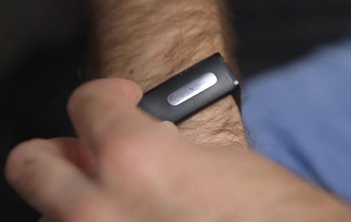 Nymi smart wristband