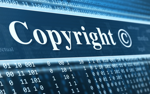 copyright binary
