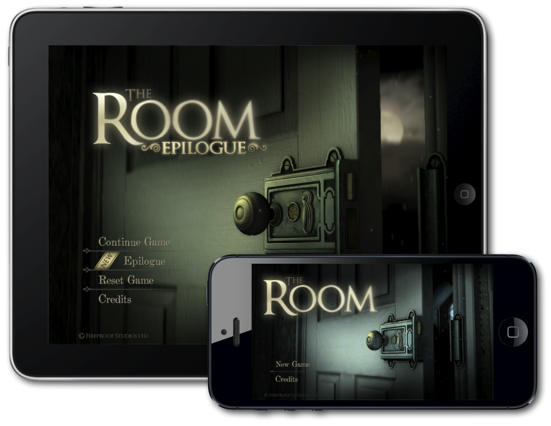 Games For The Weekend The Room Gigaom