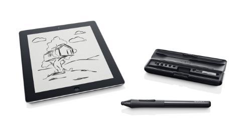 Wacom stylus iPad