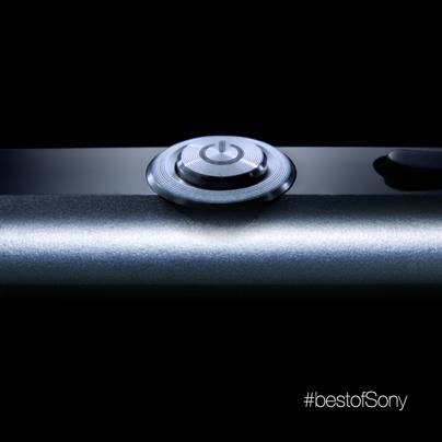 Xperia Z1 button
