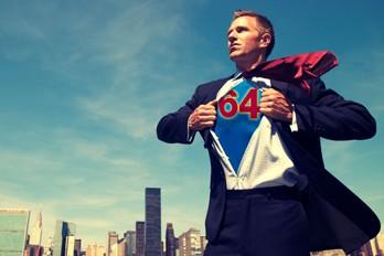 64-Bit superman