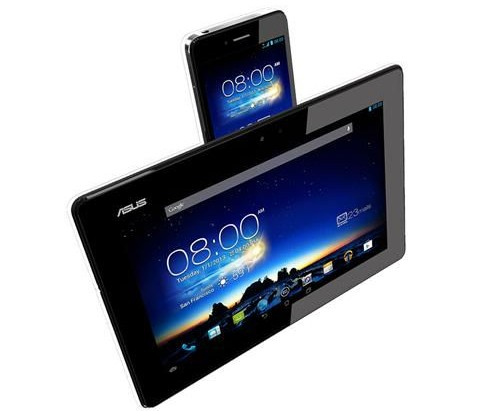 asus padfone infinity front