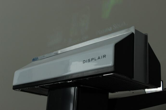 displair body