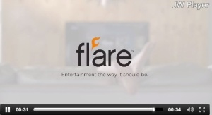flare feature art