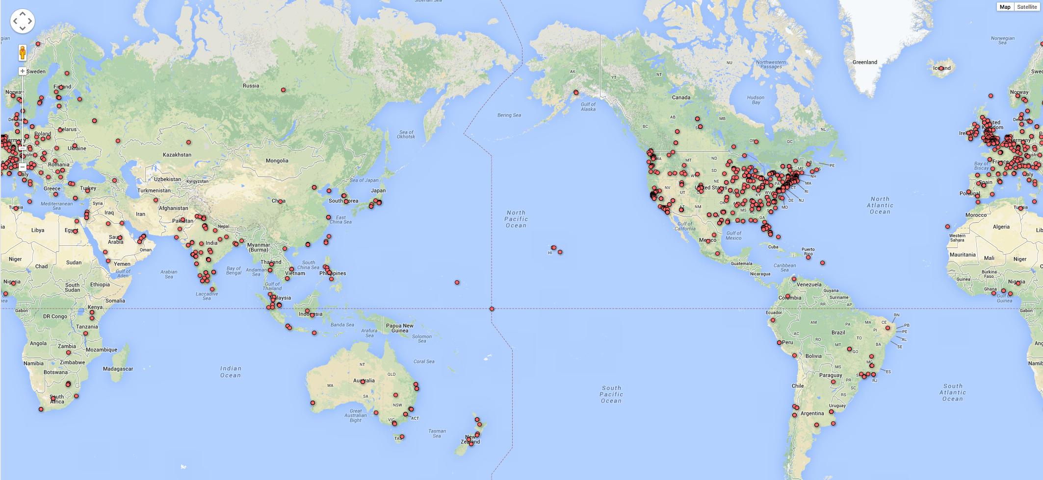 followers global