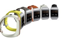 Samsung Galaxy Gear Multiple watches
