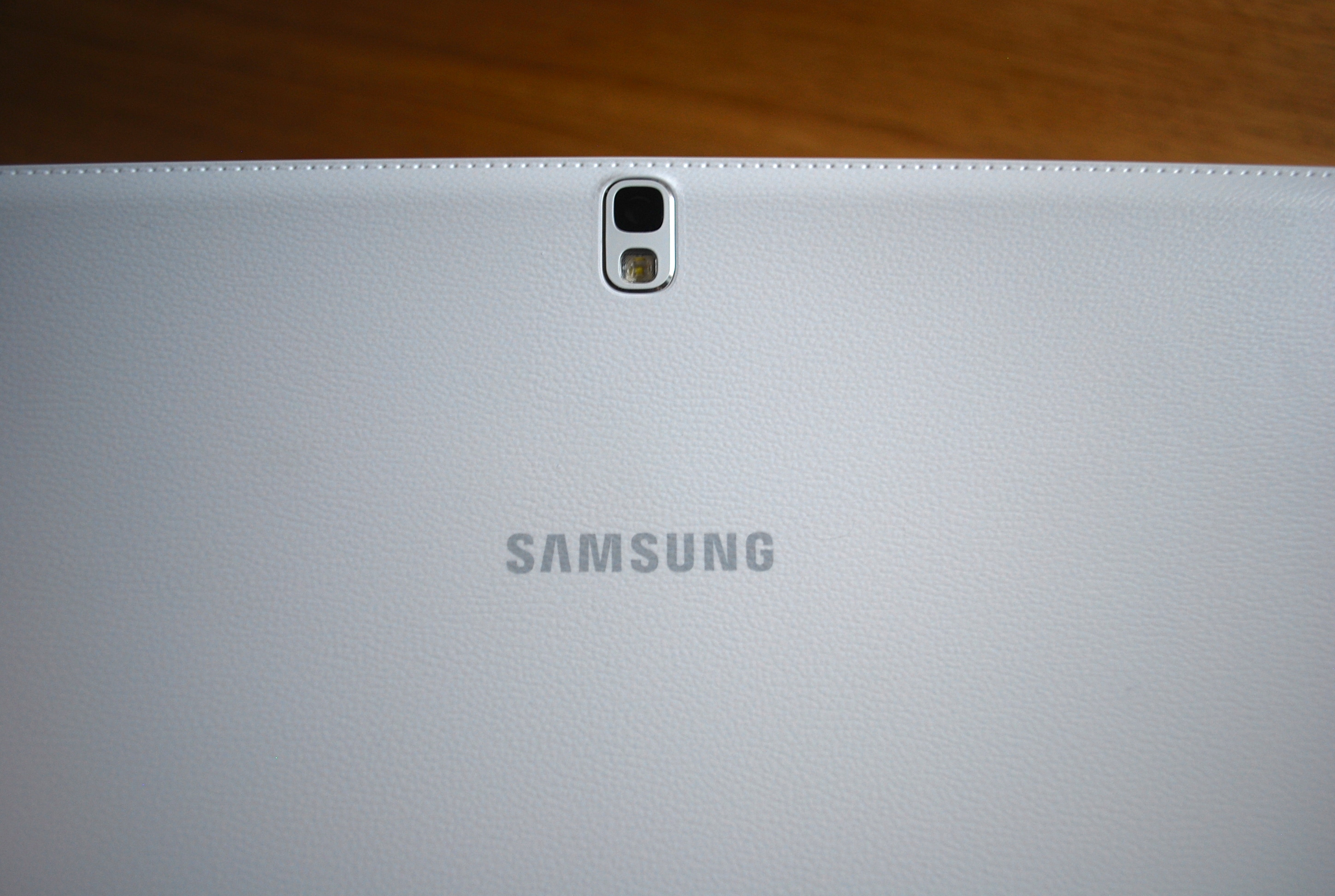 Galaxy Note 10.1 faux leather