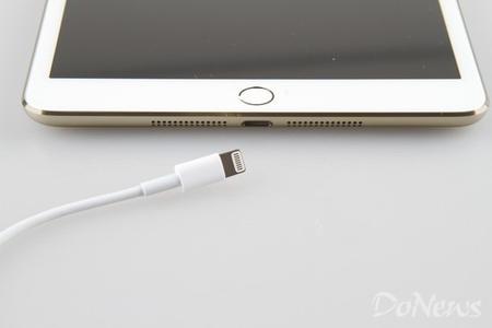 gold ipad mini touch id