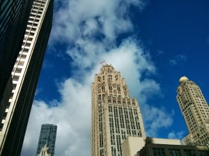clouds chicago