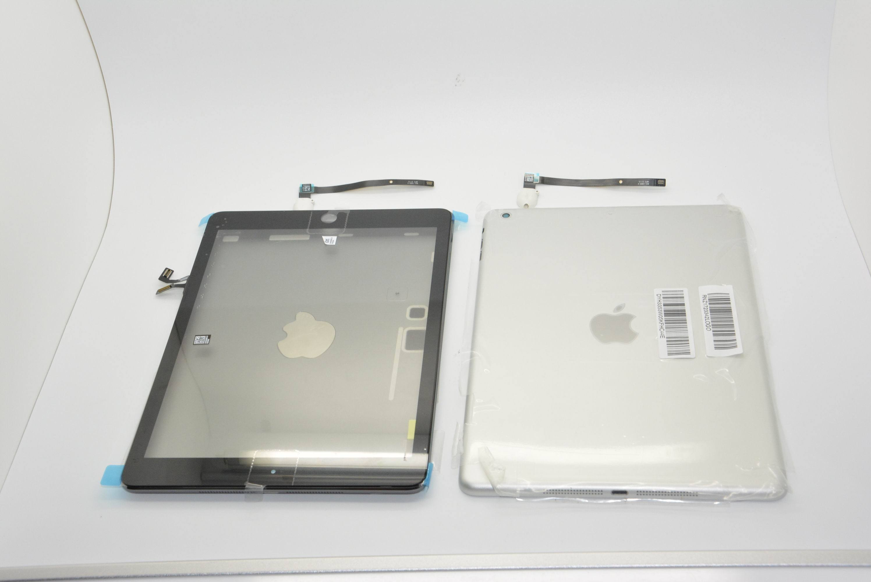 iPad 5 black bezel