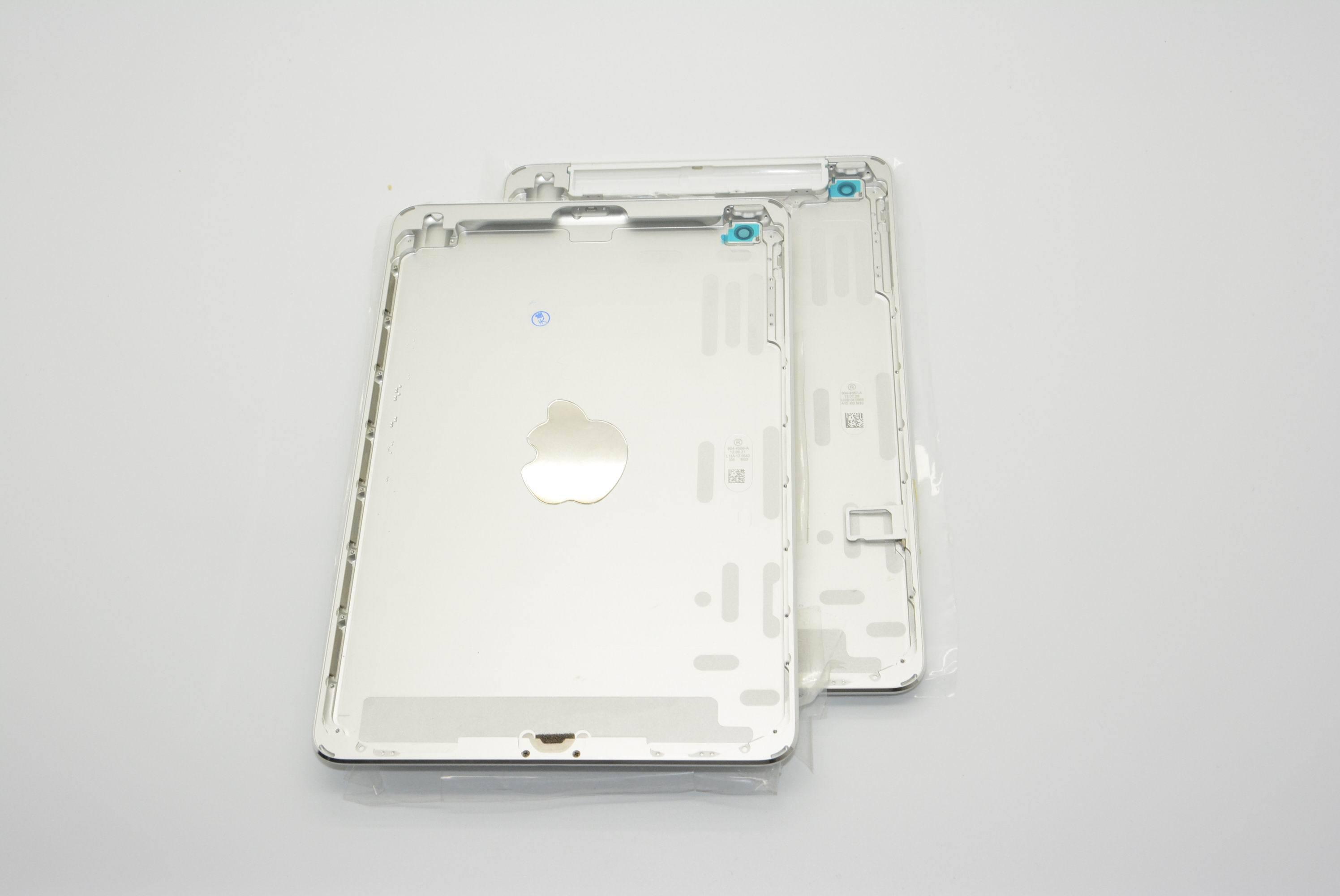 iPad 5 silver