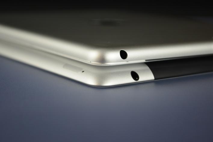 iPad 5 vs 4 angle