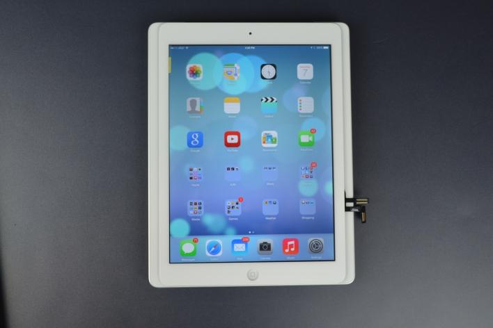 iPad 5 vs 4