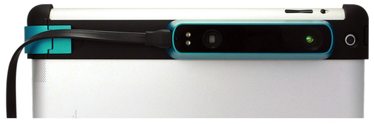 iPad sensor