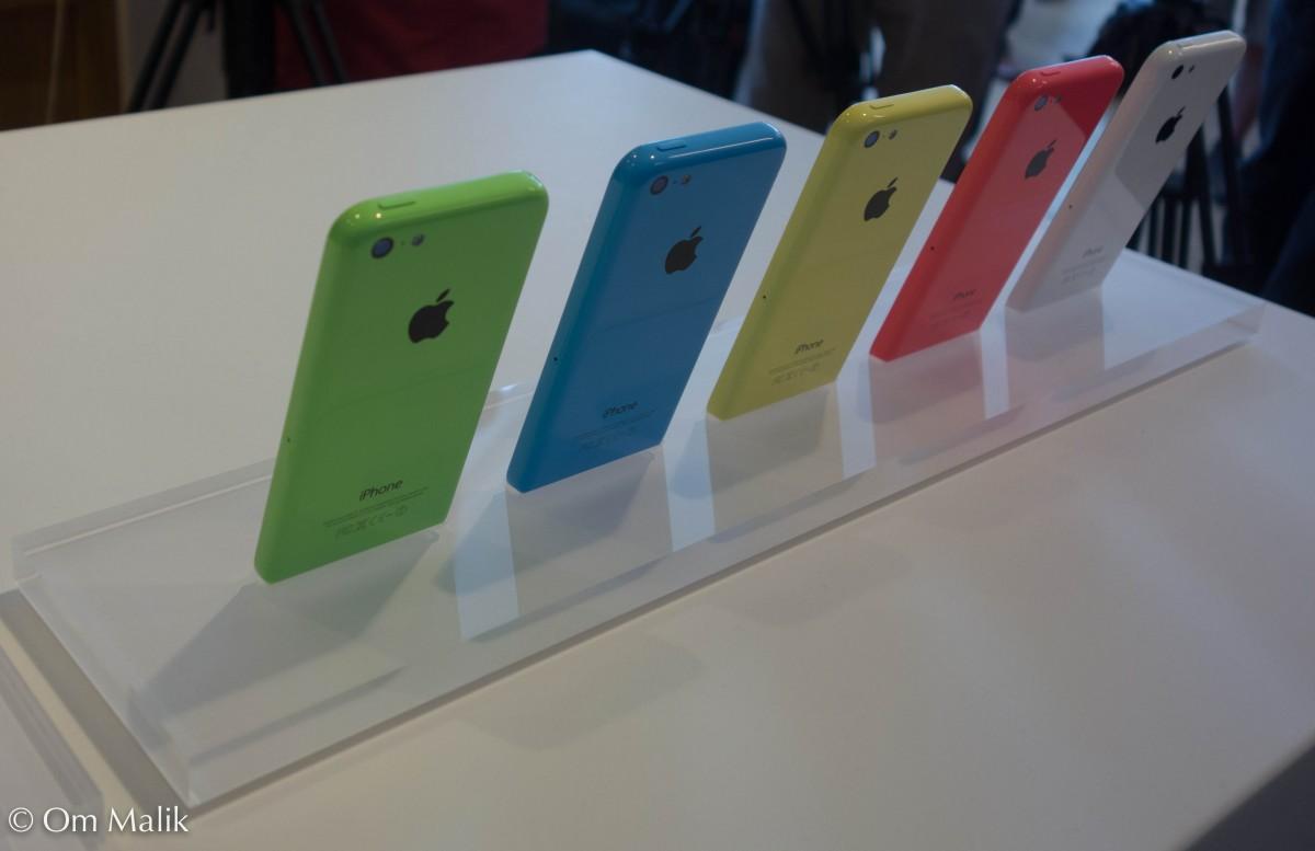 iPhone5c20131