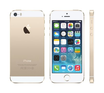 iPhone5s gold