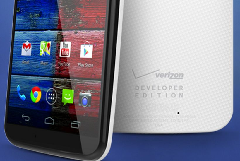 Moto X Dev Edition