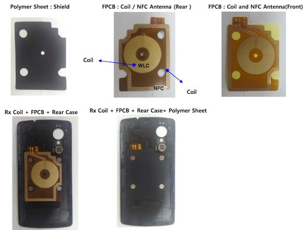 Nexus 5 FCC