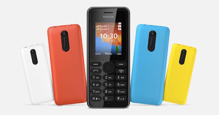 Nokia 108 group