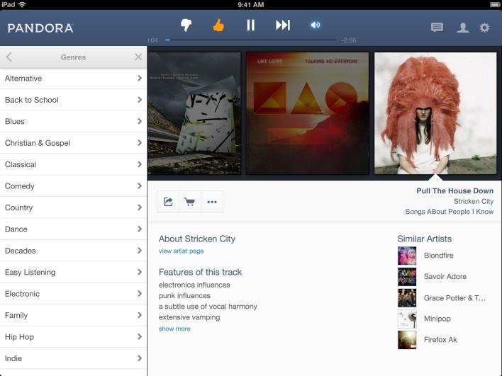 pandora_iPad_hor_genres