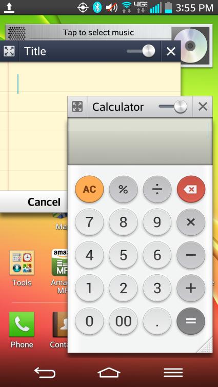Qslide apps