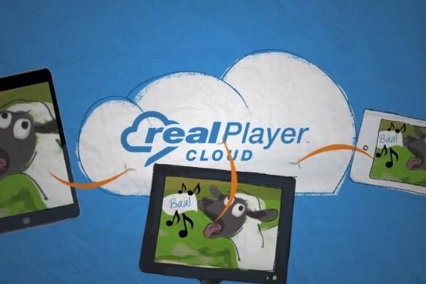 RealPlayer Cloud ứng dụng xem lưu trữ và chia sẻ video qua điện toán đám mây