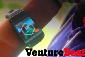 Samsung Smartwatch UI