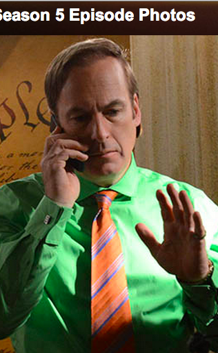 Saul Goodman Breaking Bad