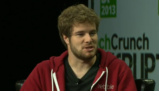 Pebble founder Eric Migicovsky