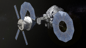 NASA asteroid capture