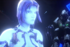Halo Cortana AI