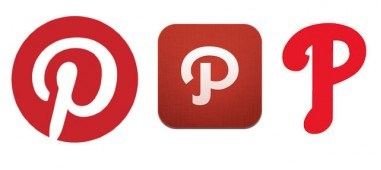 Pinterest Phillies Path logos