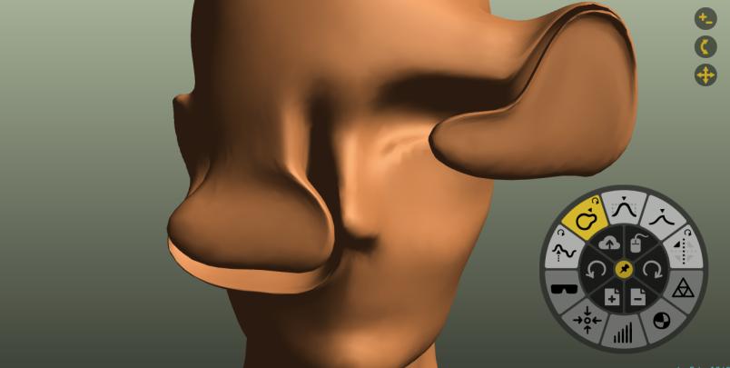 Leopoly 3D modeling