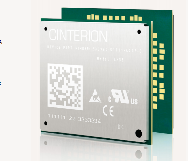 Gemalto's LTE connected car module