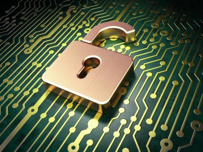 Lock, encryption, privacy, NSA