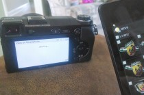 Sony camera WiFi sharing