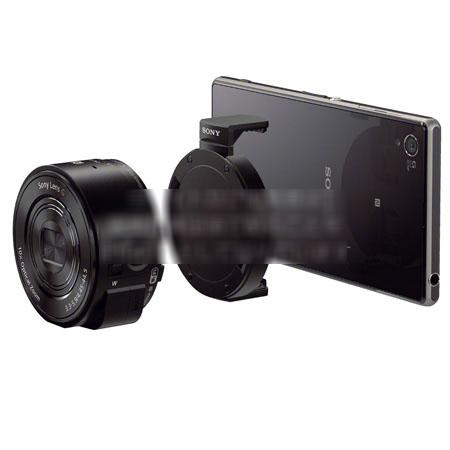 Sony QX 10 attachment