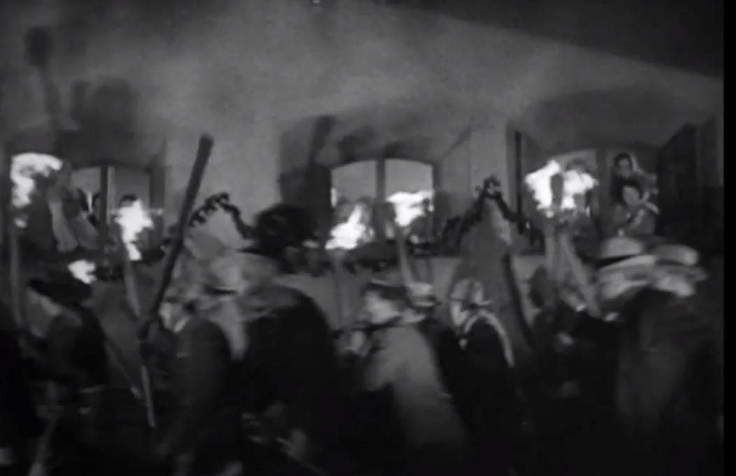 Screenshot from Young Frankenstein