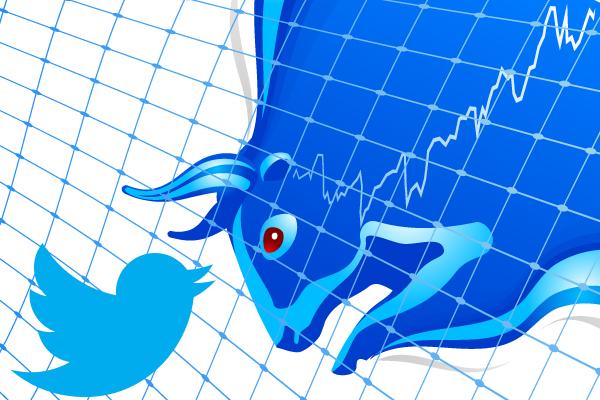 Twitter IPO stock market bull generic