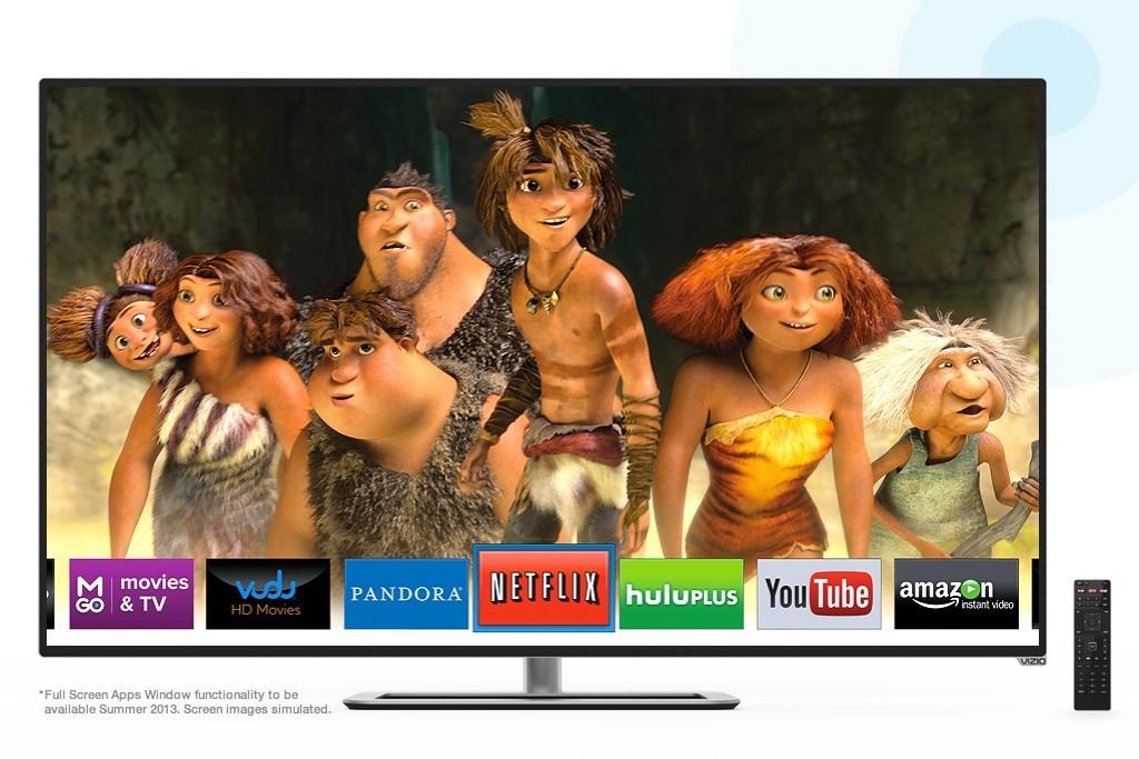 vizio smart tv feartured