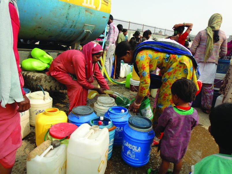 India water tanks