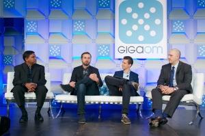 Sam Hamilton PayPal John Foreman MailChimp.com Andrew Fogg Import•io GigaOM StructureEurope: 2013