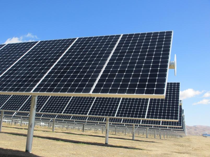 SunPower California solar ranch