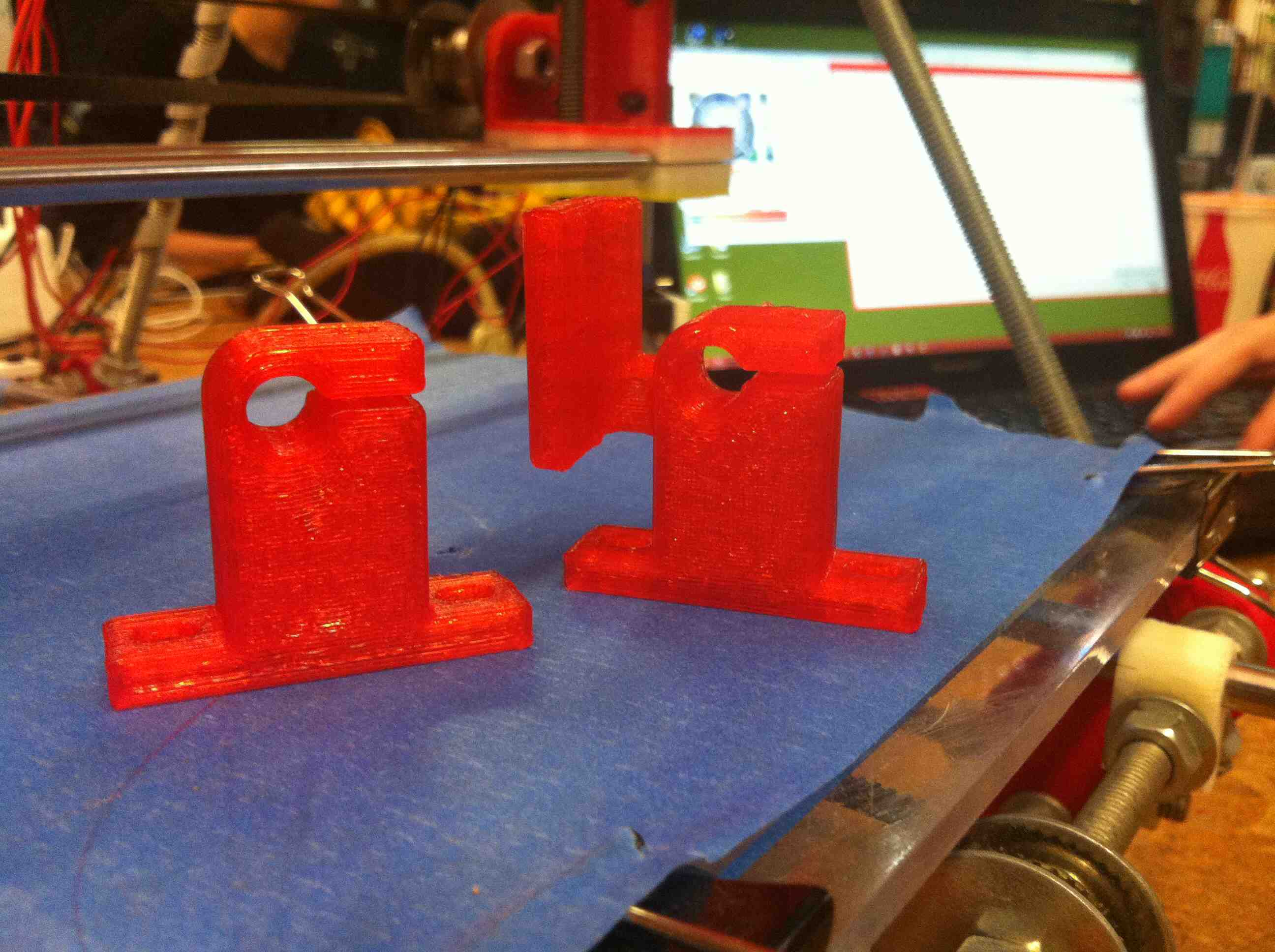 RepRap 3D printed part