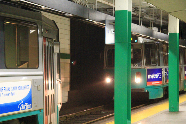 Green Line subway