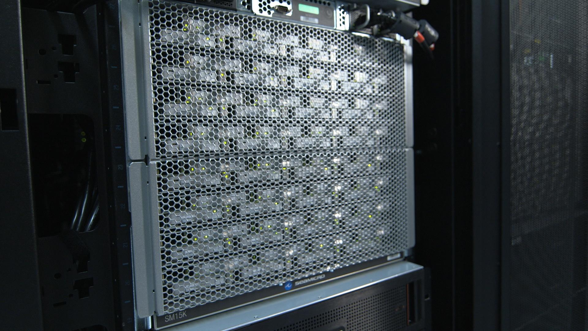 AMD SeaMicro servers