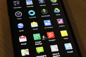 Android 4.4 apps