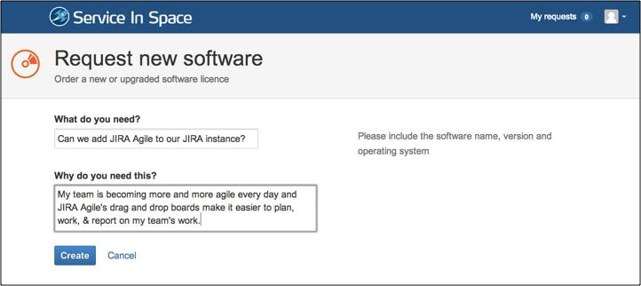 Atlassian help desk